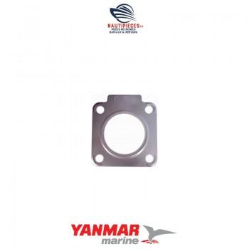129472-18090 joint turbo coude échappement moteur diesel YANMAR MARINE 3JH 4JH