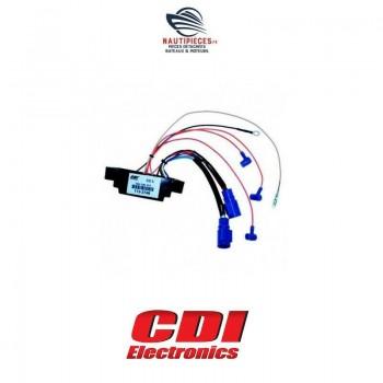 113-3748 boitier électronique CDI power pack moteurs JOHNSON EVINRUDE 60 à 70 cv 583748 0583748 Sierra 18-5766 18-5766-1