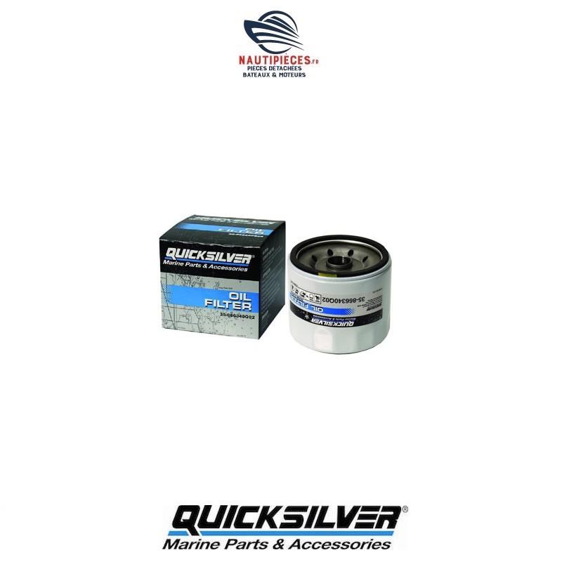 35-866340Q03 filtre à huile ORIGINE moteurs inboard essence MERCURY MERCRUISER GM 3.0L V6 V8