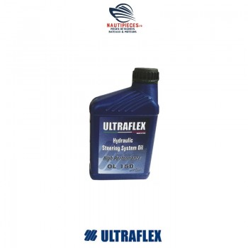42398X bidon huile direction hydraulique 1L ULTRAFLEX OL150 VG15