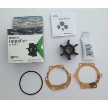 Kit turbine LOMBARDINI MARINE 4200.196 JOHNSON 09-810B-1