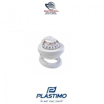 63855 compas de route bateau moteur OFFSHORE 55 PLASTIMO blanc