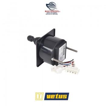BPJE2 tableau panneau joystick commande propulseur étrave avec temporisation VETUS 12 / 24 V