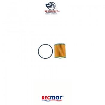 REC90794-46868 filtre séparateur eau carburant RECMAR essence SUZUKI 65910-98J00 65910-98J01 YAMAHA 90794-46868 90794-46913
