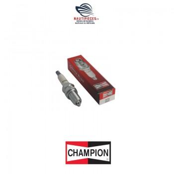 RA8HC bougie allumage CHAMPION 810 moteurs hors-bord MERCURY MARINER QUICKSILVER 33-883323001 33-883323 NGK DCPR7E