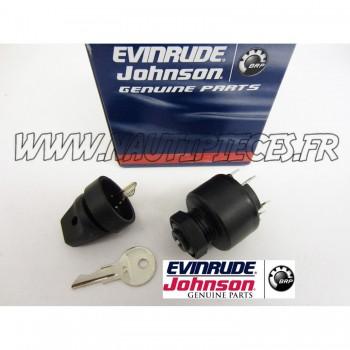Contacteur à clé JOHNSON EVINRUDE 393301 508180