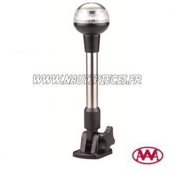 Feu tout horizon LED BLANC 12V 00126-LD AAA