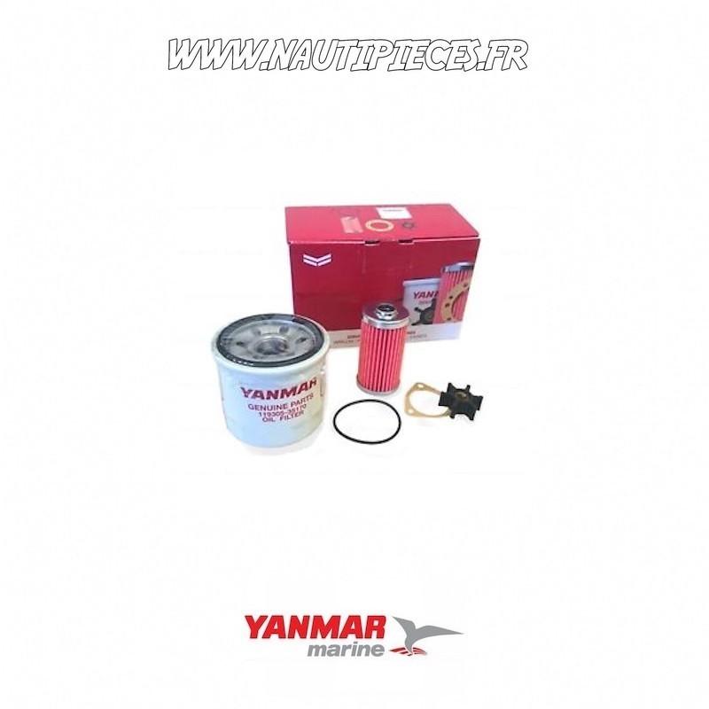 SK-MARINE-001 Kit entretien moteur YANMAR MARINE 1GM 1GM10 YEU-SERVKIT-001