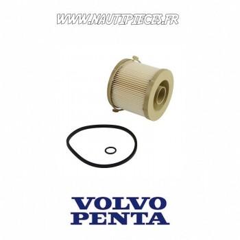 861014 Elément filtre à gasoil moteurs diesel VOLVO PENTA
