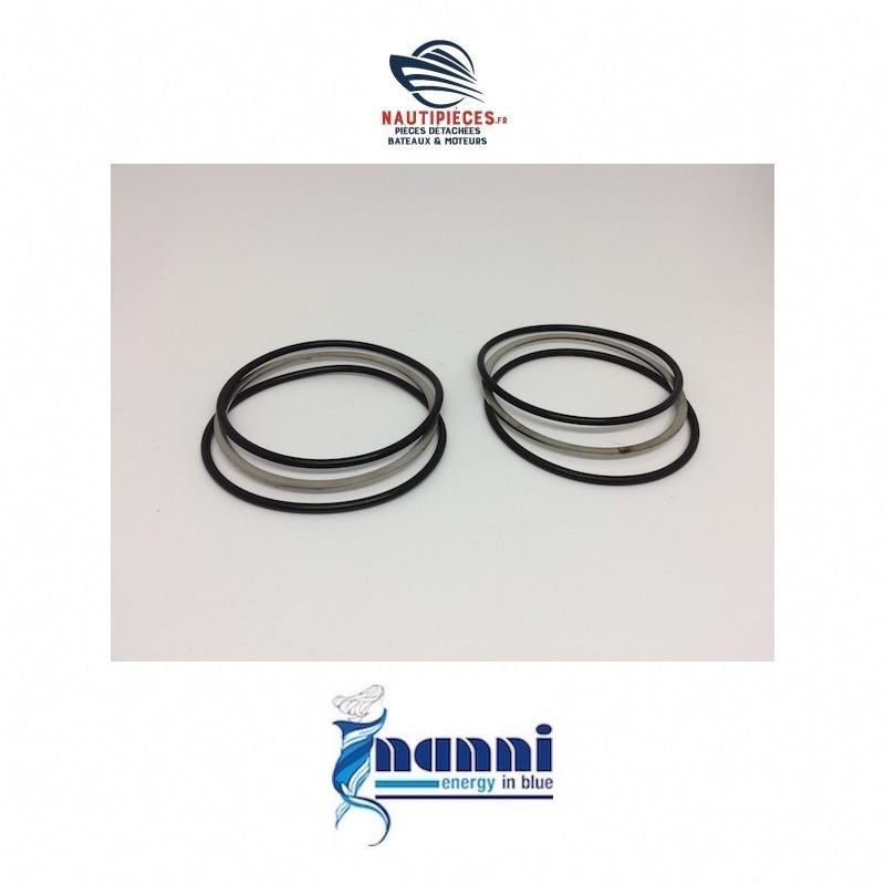 Kit joints de couvercle échangeur KSAV02 NANNI DIESEL