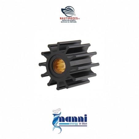 970312423 turbine de pompe à eau de mer NANNI DIESEL