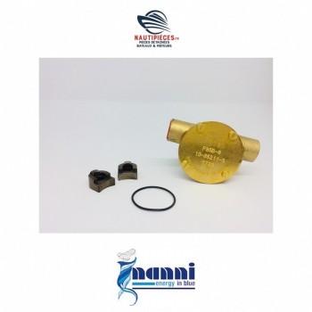 970300495 pompe eau mer moteur NANNI DIESEL 2.40HE JOHNSON PUMP F35B-9 10-35211-3 JABSCO 29300-2001