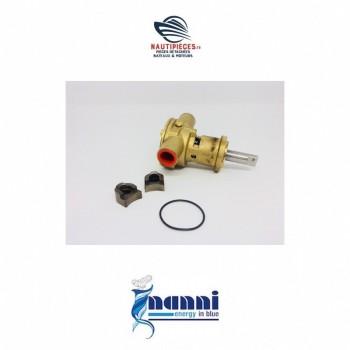 970504001 pompe eau de mer pour moteurs NANNI DIESEL F4B-9 10-35127-1