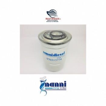 970313774 cartouche filtre à gasoil carburant pour moteurs NANNI DIESEL T4.165 T4.180 T4.200 970313774G