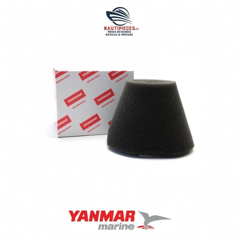 128170-12540 élément filtre à air moteur diesel YANMAR MARINE 1GM