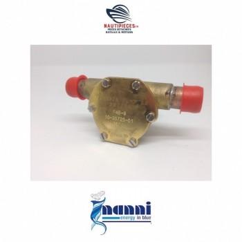 970307808 pompe eau de mer pour moteurs NANNI DIESEL F4B-9 10-35725-01