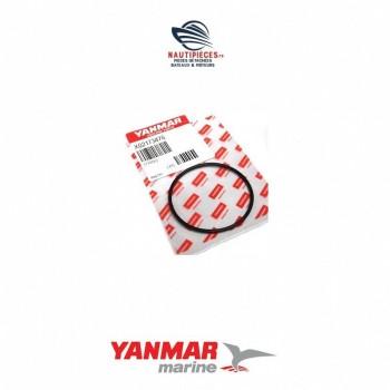 Joint torique couvercle de pompe à eau de mer / turbine YANMAR MARINE 2YM15 3YM20 3YM30 2GM20F-YEU 3GM30F-YEU X02173476 JOHNSON