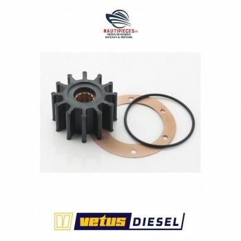 STM8074 kit turbine de pompe eau de mer VETUS DIESEL VH4.65 VH4.80 M4.55 M4.56 DT4.70 DT4.85 DTA4.70 DTA4.85