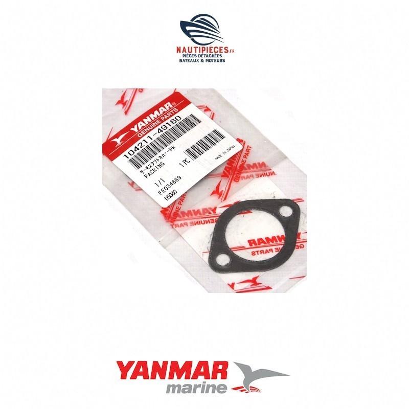 104211-49160 joint thermostat moteur YANMAR MARINE GM /HM / QM / YS 105582-49200, 1GM, 1GM10, 2GM, 2GM20, 3GM, 3GM30