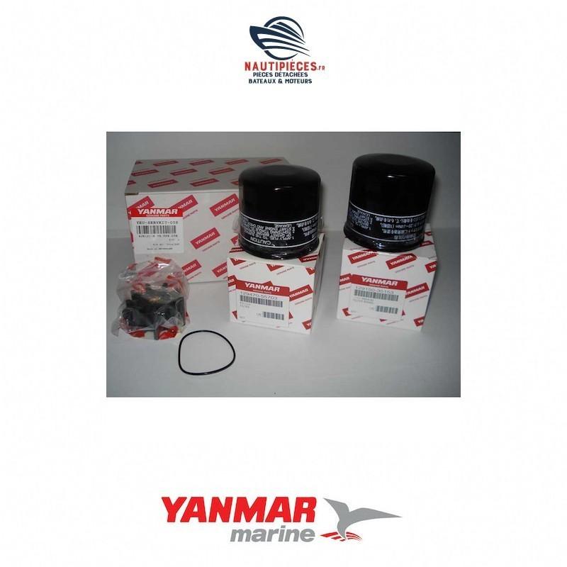 SK-MARINE-008 kit entretien service moteurs diesel YANMAR MARINE 4JH-TE 4JH-HTE 4JH-DTE 4JH2-E 4JH2-TE 4JH2-HTE 4JH2-DTE YEU-SER