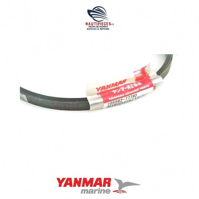 Courroie d'alternateur HM31 pour moteur YANMAR MARINE 1GM 1GM10 105582-77790E REMF1305 105582-77790