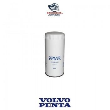 22030848 filtre huile VOLVO PENTA moteur D4 D6 3582732