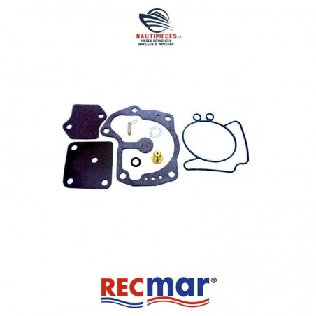 439078 kit reparation caburateur JOHNSON EVINRUDE GLM 40580 435676 435677 435678 435752 Mallory 9-37110 Sierra 18-7220 0439078