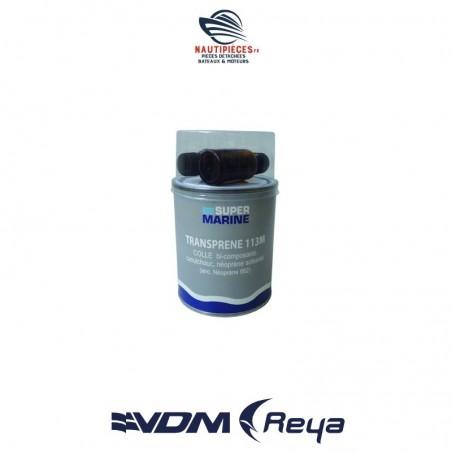 Pot de colle BOSTIK transprène 113M 750 ml pour bateaux pneumatiques et semi-rigides en HYPALON NEOPRENE (ex néoprène 662)