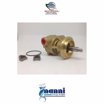 970504001 pompe eau de mer pour moteurs NANNI DIESEL JOHNSON PUMP F4B-9 10-35127-1  2.60 HE 3.90 HE