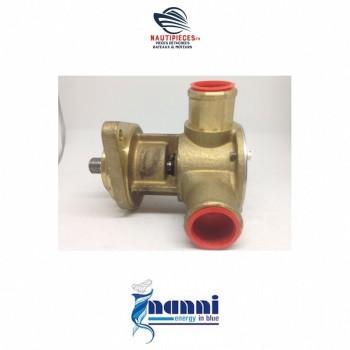 Pompe eau mer