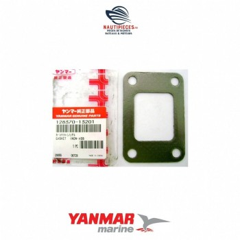 128370-13200 Joint coude échappement GM YM (4 vis) 128370-13201