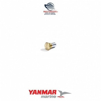 120650-13420 anode coude échappement origine YANMAR MARINE BY 4BY 6BY