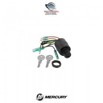 17009A5 contacteur à clé ORIGINE pour boitier commande moteur hors bord MERCURY MARINER FORCE 87-17009A5 SIERRA MP51090 MP51092