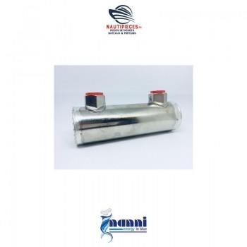 970310247 refroidisseur radiateur huile inverseur moteur NANNI DIESEL