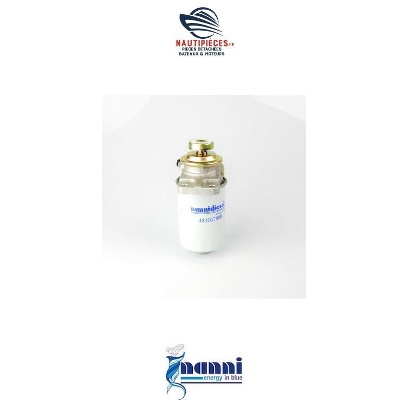 QFI00870AK pré filtre carburant moteur NANNI DIESEL bateau ARVOR 48100780B