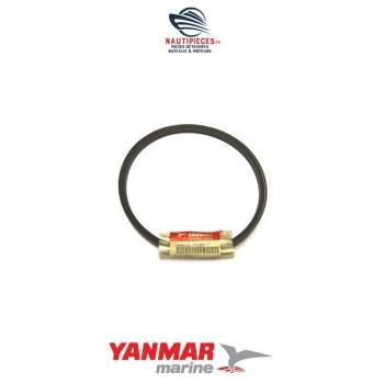 104514-77350 courroie alternateur pompe eau YANMAR MARINE YSB12 YSE12 2QM15 104514-77350E REMF 1225