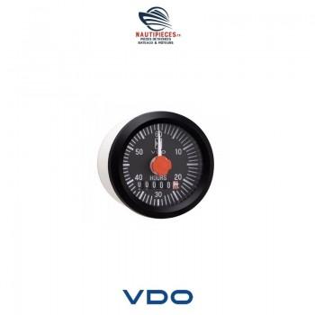 331-810-012-002 horamètre compteur d'heures à aiguilles VDO 12/24 V 331810012002B YC101