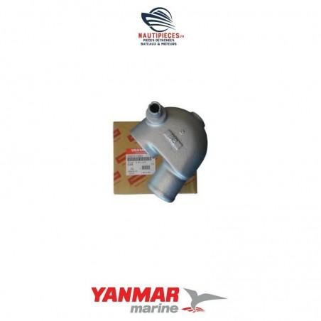 104214-13521 coude échappement ORIGINE moteur diesel YANMAR MARINE YS YSB8 YSE8 YSM8 YSB12 YSE12 YSM12