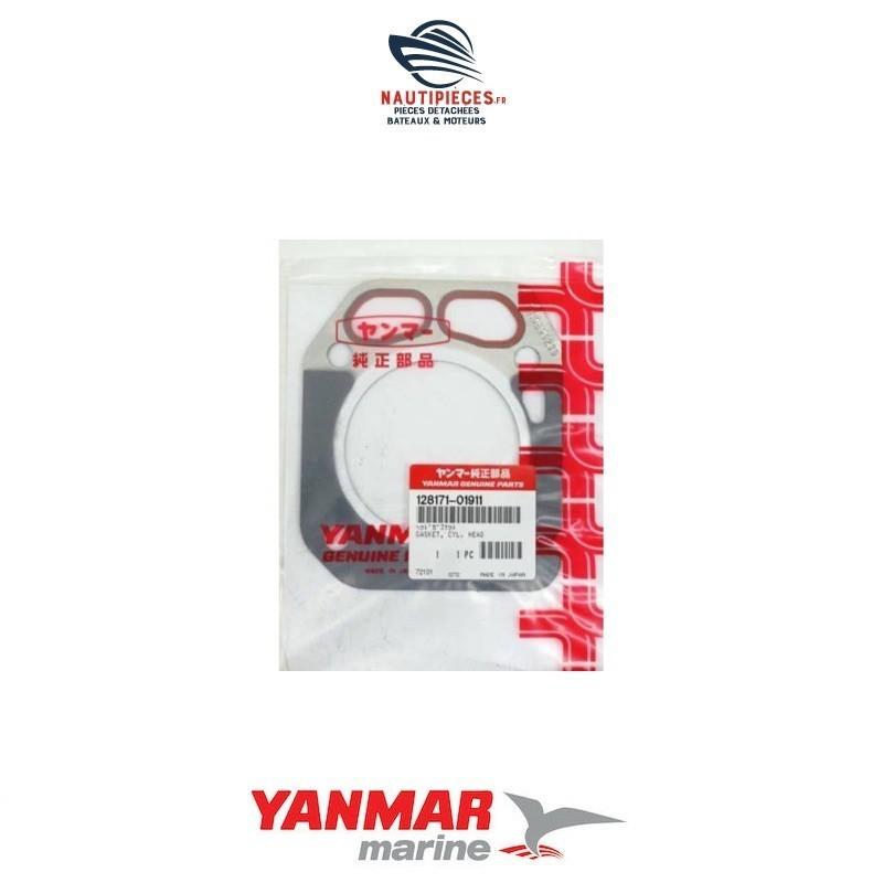 128171-01911 joint culasse ORIGINE moteur YANMAR MARINE 1GM10