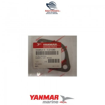 104511-12100 joint d'admission moteur diesel YANMAR MARINE YS12 YSB12 YSE12 YSM12