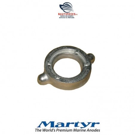 CM196420-02652 anode zinc MARTYR sail drive YANMAR MARINE SD 20 30 40 50 196420-02652 196420-02651 196420-02650 tecnoseal 01305