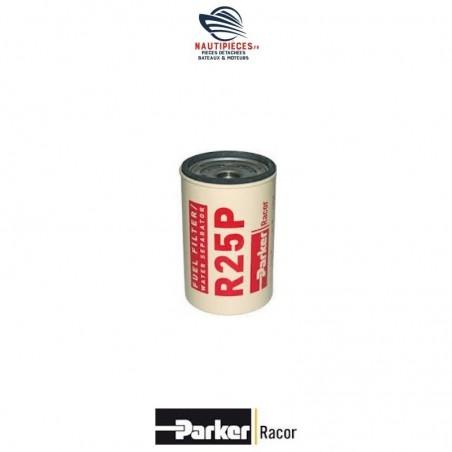 Cartouche filtre carburant gasoil R25P préfiltre diesel RACOR 245R