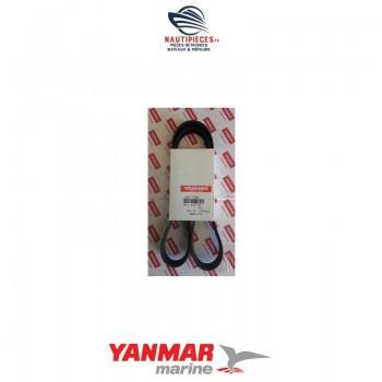 129271-77680 courroie alternateur ORIGINE moteur YANMAR MARINE 3JH5-E 3JH5E 4JH5-E 4JH5E