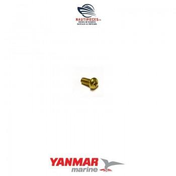 26554-040082 vis 4*8 couvercle pompe eau mer moteur YANMAR MARINE