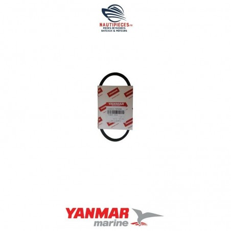 104211-42780 courroie alternateur ORIGINE moteur YANMAR MARINE YSB8 YSE8 104211-42780E