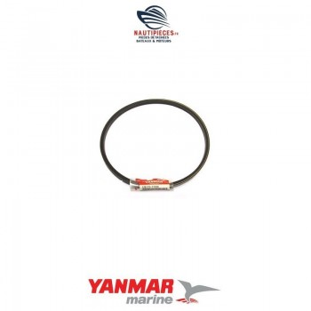 Courroie alternateur HM29 128170-77350 YANMAR MARINE 1GM 1GM10