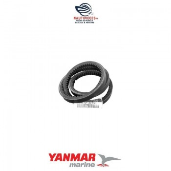 Courroie alternateur A37.5 YANMAR MARINE 129612-42290