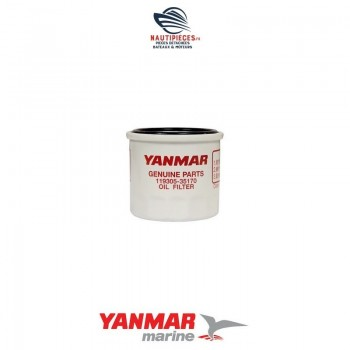 119305-35170 filtre à huile pour moteurs YANMAR MARINE moteurs 1GM 1GM10 2GM 2GM20 3GM 3GM30 2YM15 3YM20 3YM30 3JH SERIE 119305-
