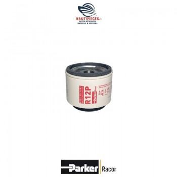 R12 cartouche filtre 30 microns préfiltre diesel décanteur séparateur eau carburant RACOR PARKER modèle 120A 120AP 140R