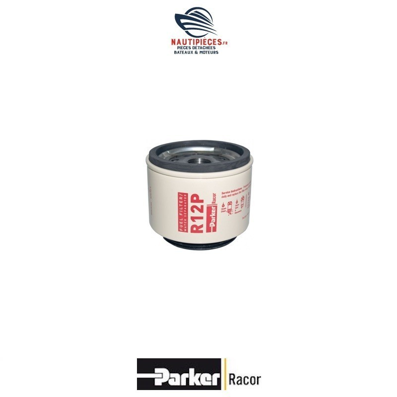 Filtre séparateur diesel RACOR 120AP R12P